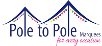 Pole To Pole Marquees Logo