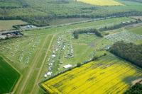 Popham Airfield Marquees