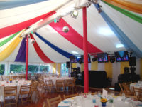 Summer Time Party Marquee